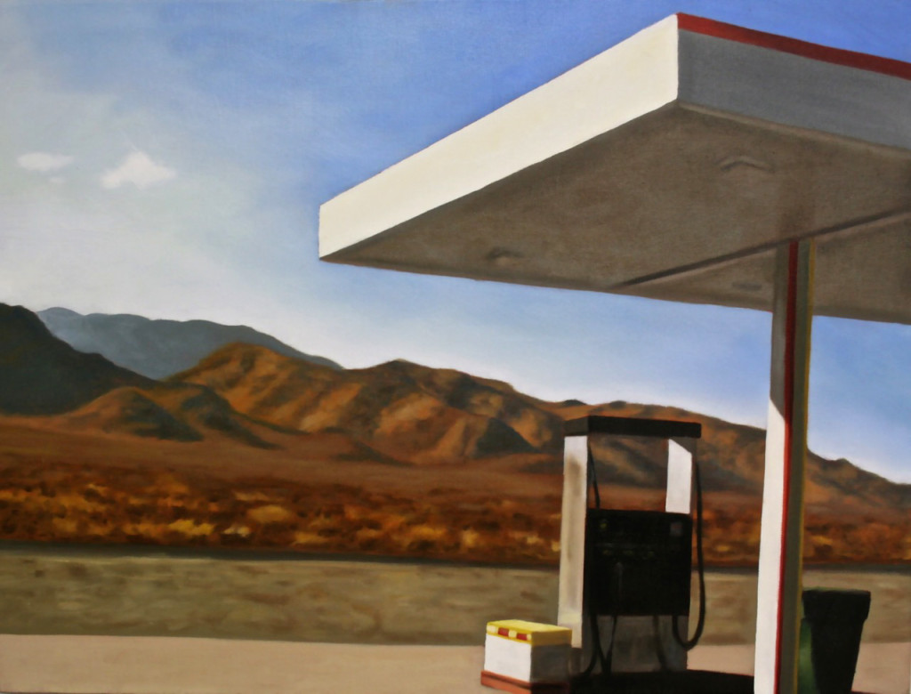 Nevada Gas Station