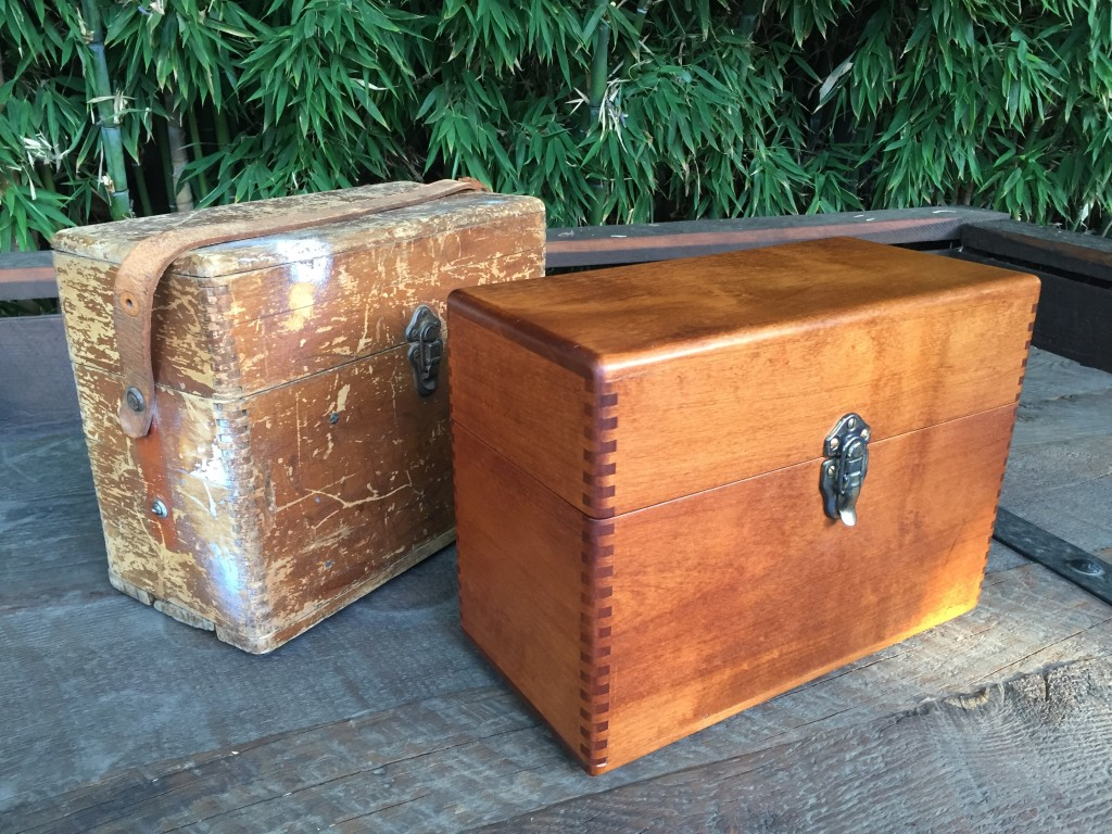 Reproduction Vintage Surveyor's Case