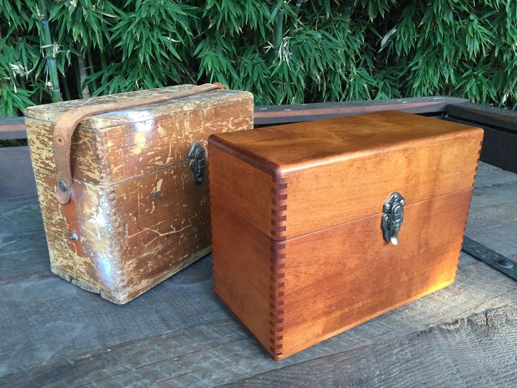 Reproduction Vintage Surveyor's Case
