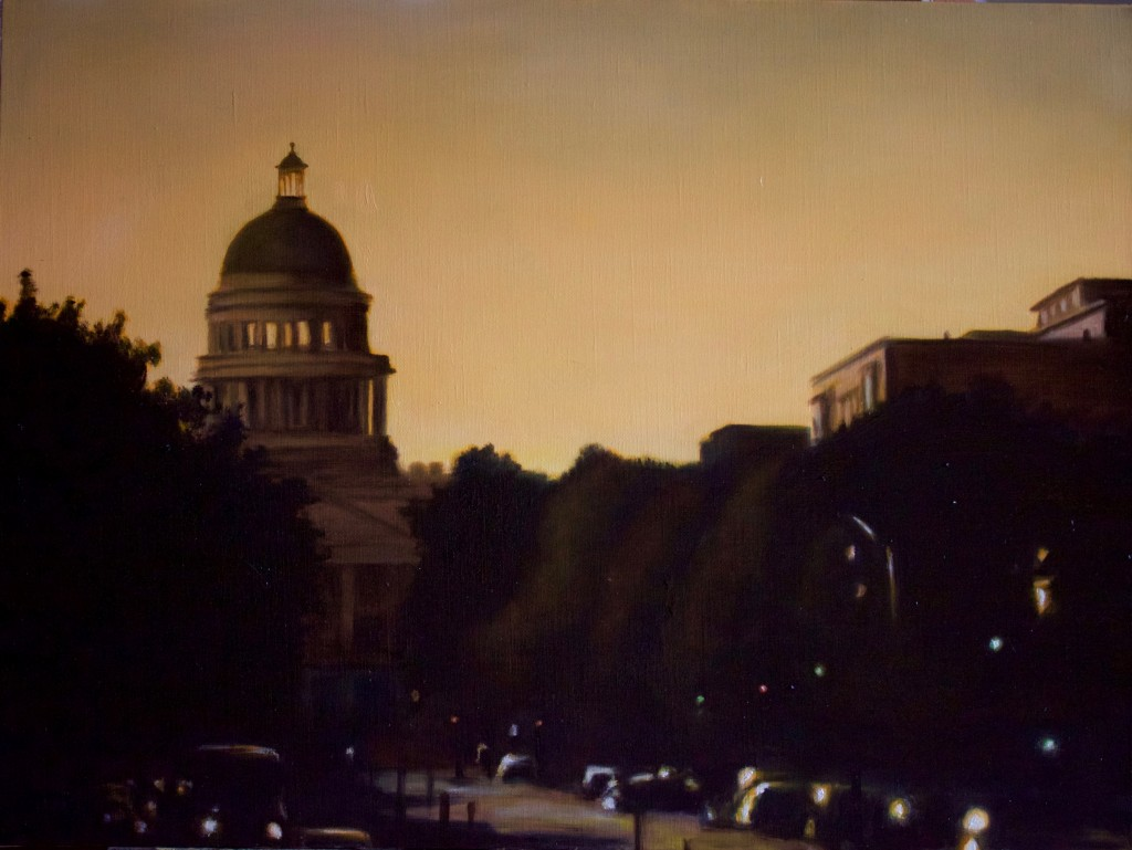 Capitol Sunrise